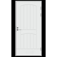 Дверь входная Jeld-Wen F2000, белая